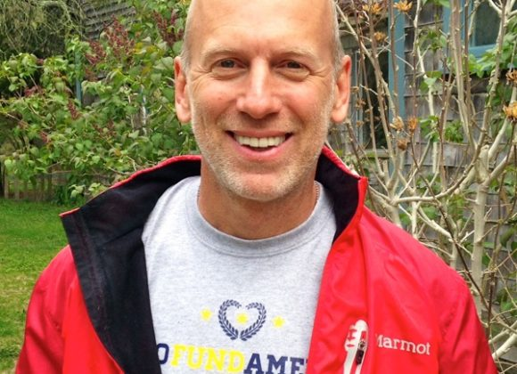 A message from Hero Fund America's President, Garth Roberts