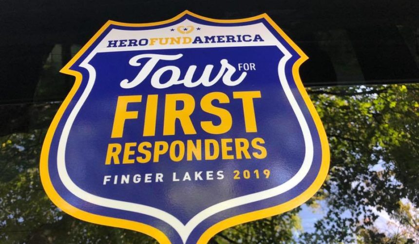 Tour for First Responders