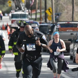 5th Annual Run 4 the Hills for First Responders – May 5, 2018