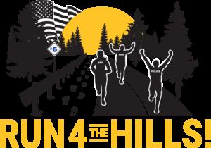Run 4 the Hills logo