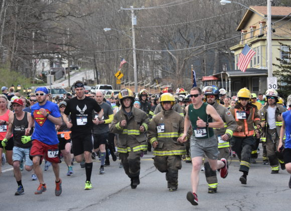 Run 4 the Hills for First Responders Online registration closing 4/27 at midnight!