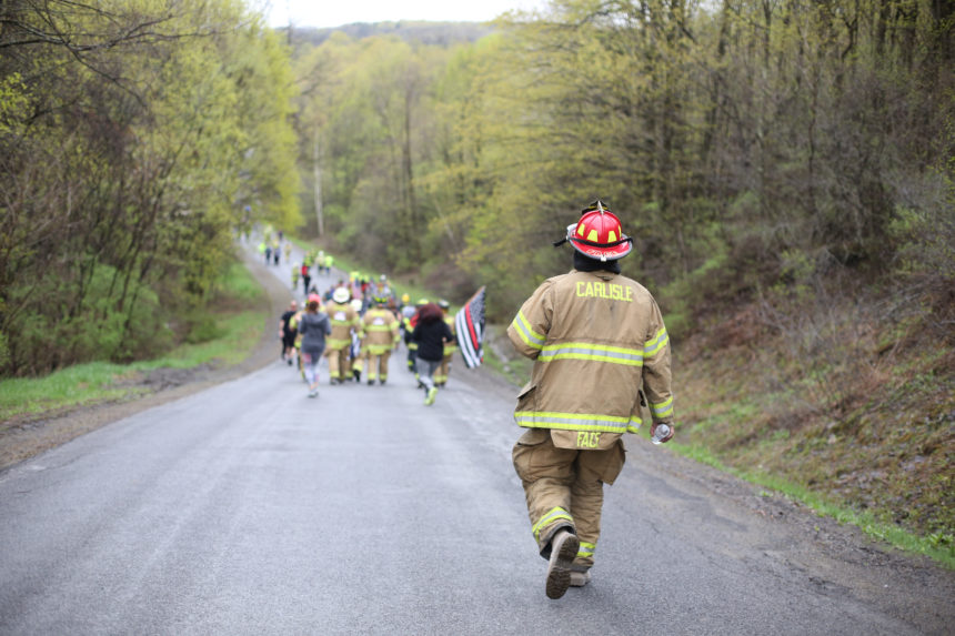 Online Registration closes September 25 for Run 4 the Hills for First Responders