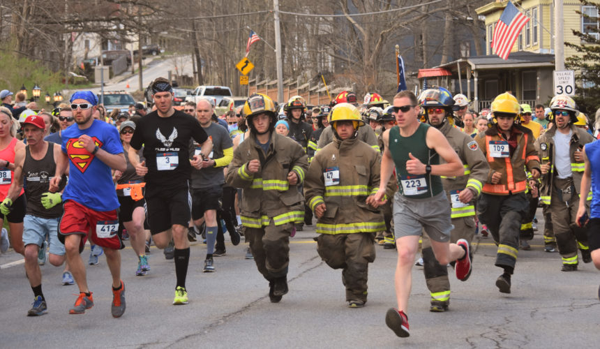 Registration open for the 8th annual Run 4 the Hills for First Responders