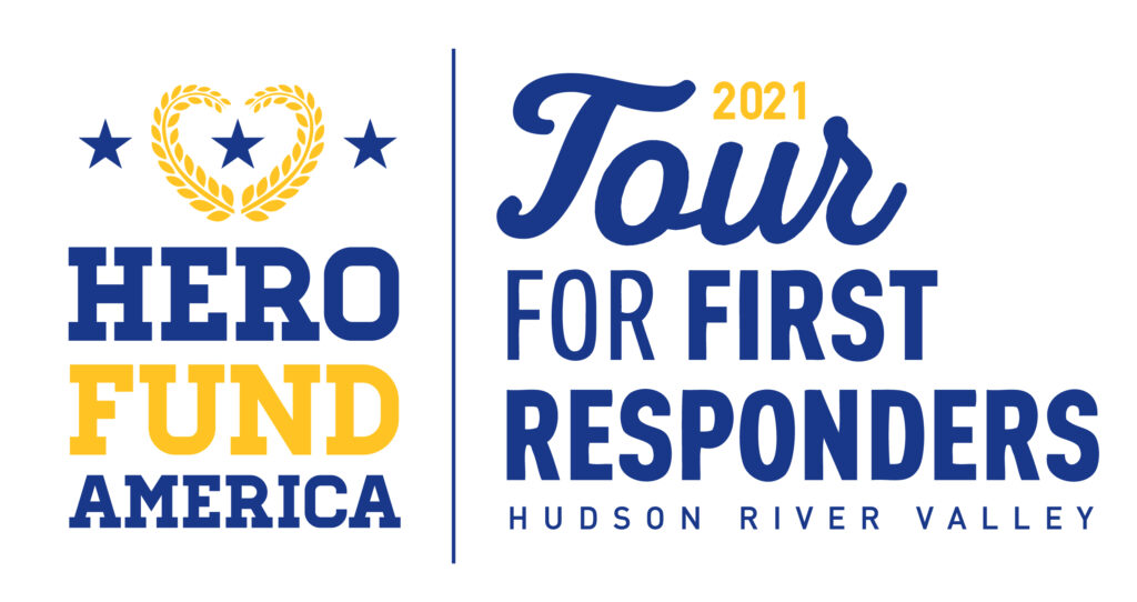 Tour for First Responders badge 2021