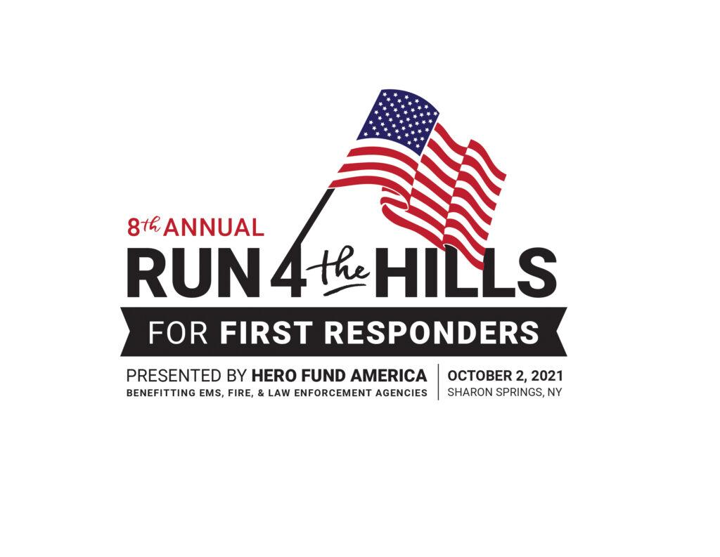 Run 4 the Hills 2021 logo