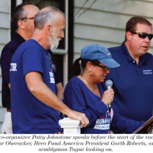 Mountain Eagle article: Run 4 The Hills For First Responders